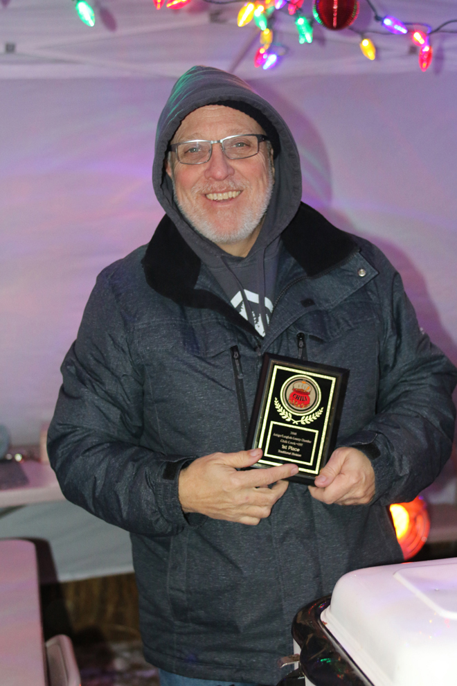 1st Place Traditional Chili Winner – City of Antigo