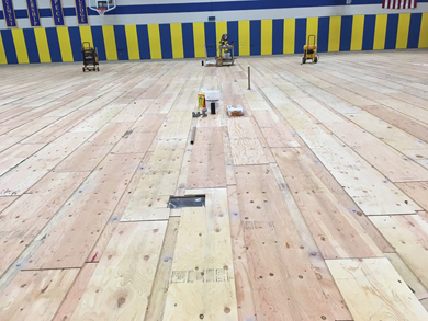 N-All Saints Gets a New Gym Floor 5-022519-