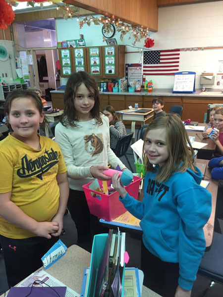 Candy Gram sale for a good cause at West Elementary